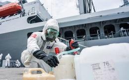 Ổ dịch trên tàu hải quân Đài Loan làm sụp đổ hình mẫu hiệu quả ngừa COVID-19