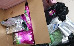 Phá đường dây ma tuý từ Campuchia về Sài Gòn thu gần 15kg ma tuý và hơn 71 ngàn viên thuốc lắc