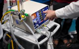 Những máy thở MV20 đầu tiên 'đặt chân' đến TP.HCM