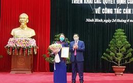 Chủ tịch Hội Liên hiệp phụ nữ Việt Nam là tân Bí thư Tỉnh ủy Ninh Bình