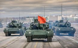 """Báo Nga: Siêu tăng T-14 Armata được đưa tới chiến trường Syria có thể là """"hàng đã có chủ""""?"""