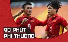 """Bùng nổ trên đất Thái, Công Phượng và Quang Hải giúp thầy Park tìm ra vũ khí """"hủy diệt"""""""