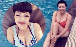 Những lần diện bikini, chụp ảnh gợi cảm của ca sĩ Phương Thanh