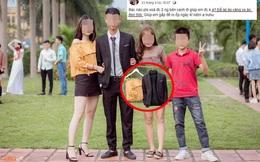 """Lên mạng nhờ các """"cao nhân"""" photoshop làm ảnh kỷ niệm, cô gái chỉ biết ôm mặt khóc khi nhận sản phẩm"""
