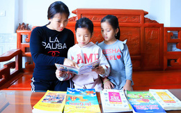 Phát triển văn hóa đọc trong gia đình: Gắn kết thành viên, bồi đắp tri thức