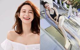 Hot girl bị tố cặp kè chủ tịch Taobao có nhan sắc và sự nghiệp ra sao?