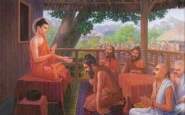 Chê bài giảng của Đức Phật sáo rỗng, người đàn ông phải cúi đầu im lặng khi bị hỏi lại 1 câu