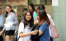 Những trường đại học nào tuyển sinh bằng kết quả thi tốt nghiệp THPT