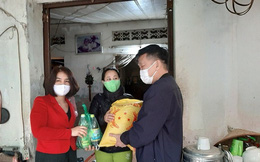 Hội LHPN quận Hoàng Mai trao tặng 150 suất quà giúp phụ nữ có hoàn cảnh khó khăn