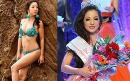 Nhan sắc thời thi hoa hậu của danh hài Thúy Nga