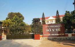 Bắt tạm giam 3 tháng nguyên Giám đốc Sở Y tế tỉnh Đắk Lắk và hàng loạt cán bộ