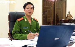 Từ hôm nay, điều chuyển Thượng tá Cao Giang Nam, Phó Trưởng Công an TP Thái Bình về phòng Tham mưu Công an tỉnh