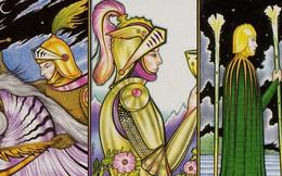 Rút ngay một lá bài Tarot để đoán biết vận may nào sẽ ập đến cuộc sống của bạn trong tuần này