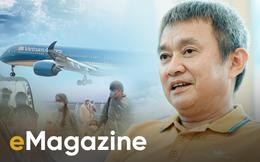 Tổng giám đốc Vietnam Airlines đếm từng hành khách và những việc chưa có tiền lệ trong mùa dịch Covid