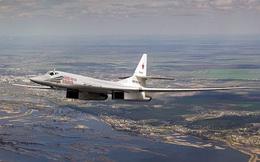 Tu-160 bay trên Biển Baltic, loạt nước châu Âu 'giật mình' cử máy bay chiến đấu giám sát