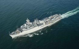 Hải quân Ấn Độ sẵn sàng điều tàu chiến sơ tán công dân khỏi Vùng Vịnh
