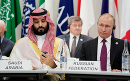 """TT Trump cứu giá dầu ngoạn mục bằng tweet về Putin và thái tử Saudi, Kremlin tạt ngay """"gáo nước lạnh"""""""