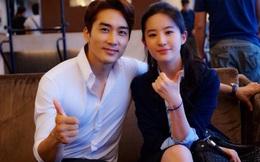"""Thực hư tin đồn Song Seung Hun và Lưu Diệc Phi nối lại tình xưa: """"Đằng trai"""" chính thức lên tiếng"""
