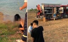 2 học sinh đuối nước ở hồ Trị An