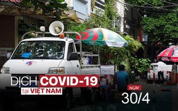 Dịch Covid-19 ngày 30/4: Phong tỏa chung cư ở Sài Gòn, nơi BN 92 vừa tái dương tính; 3/4 bệnh nhân tái dương tính đã âm tính trở lại