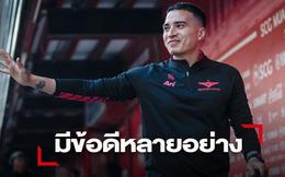 Hậu vệ gốc Việt nhận mình là hậu vệ hay nhất Thái Lan 10 năm qua