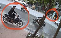 """Thủ đoạn cướp xe máy tinh vi của 2 tên cướp tuổi """"teen"""""""