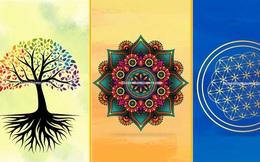 Chọn một biểu tượng thu hút bạn nhất để khám phá những thông điệp dẫn đến sự bình yên trong tâm hồn