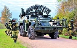 15М107 - Xe dò-phá mìn từ xa hoạt động theo nguyên lý vật lý mới của Nga