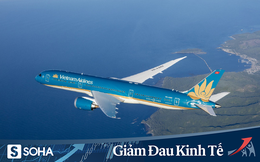 Sau 1 thập kỷ tăng trưởng, Vietnam Airlines có thể lỗ gần 20.000 tỷ đồng trong năm 2020