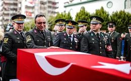 """Lính Thổ Nhĩ Kỳ tử vong trên khắp các mặt trận: """"Quan tài chở về nước ngày càng nhiều"""""""