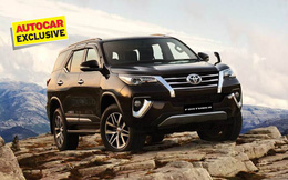 Toyota Fortuner chuẩn bị ra mắt, nhiều tính năng mới được nâng cấp