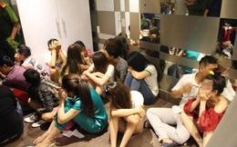 7 nam nữ tổ chức tiệc sinh nhật bằng bóng cười tại chung cư ở Sài Gòn trong mùa Covid-19