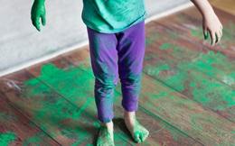 Quần áo dính sơn từ nay khỏi lo đã có 1 loại đồ uống quen thuộc đánh bay vết bẩn dễ dàng