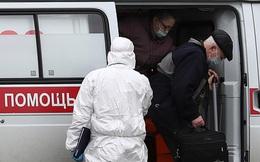 Số ca mắc Covid-19 ở Nga tiếp tục tăng mạnh