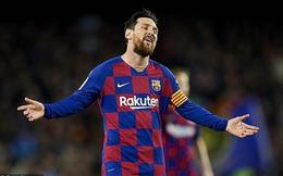 Tình nguyện giảm 70% lương vì Covid-19, Messi vẫn bị chính Barcelona chơi một vố đau điếng