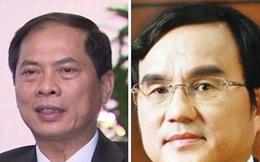 Thủ tướng bổ nhiệm lại Thứ trưởng Bộ Ngoại giao và Chủ tịch EVN