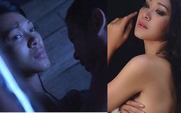"""Chân dung nữ diễn viên được chính chồng giao vai có nhiều """"cảnh nóng"""""""