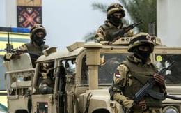 10 quân nhân Ai Cập thương vong do bị tấn công tại Bắc Sinai