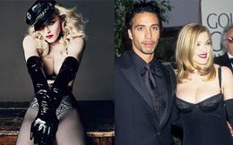 Madonna: Vẻ đẹp bốc lửa và tình sử phức tạp với 16 người tình kém tuổi, có người đáng tuổi con