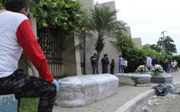 """Ecuador: Tử thi nhiễm COVID-19 """"mất tích"""", bệnh nhân phải ở chung phòng với người đã qua đời"""