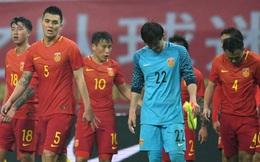 Đội bóng Trung Quốc gây chấn động khi nhận 100 bàn thua trong một trận đấu