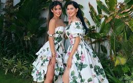 Con gái tỷ phú - Tiên nguyễn, khoe ảnh mặc đồ đôi với mẹ: Nhìn như 2 chị em, chuẩn 10 điểm đẹp và sang