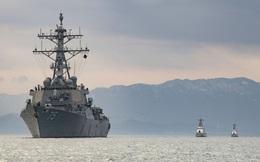 """Khu trục hạm Mỹ, Anh """"diễu võ giương oai"""" sát biên giới: Sau 40 năm, NATO mới lại """"khích tướng"""" Nga đến thế?"""