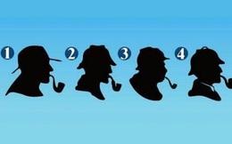 Theo bạn, trong 4 người sau ai là thám tử giả, điều đó sẽ tiết lộ khả năng tư duy logic của bạn