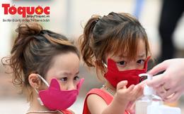 Học sinh gần 1.900 trường mầm non và tiểu học tại Hà Nội đi học trở lại