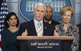 Bloomberg: Phó Tổng thống Mỹ tự cách ly