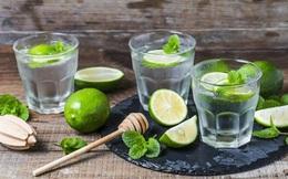 """Uống nước chanh để thanh lọc, giải độc và giảm cân: Có tác dụng """"thần kỳ"""" không?"""
