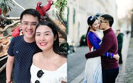Ngọc Hân thoải mái công khai hình ảnh tình cảm bên chồng sắp cưới