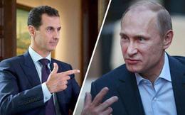 """Ông Putin """"nổi trận lôi đình"""" với TT Syria Assad: Hé lộ những lý do nghiêm trọng"""