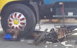 Người đàn ông thiệt mạng thương tâm sau tai nạn với xe tải